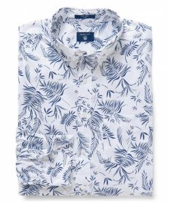 Hansen & Jacob Shirt, palm print – Kase Herreavd.