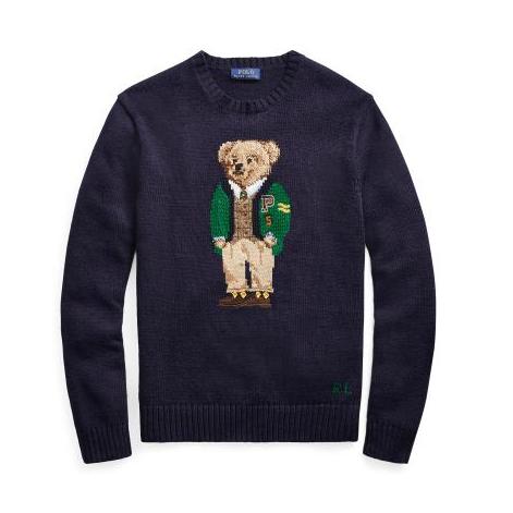 23e74e81 Polo Ralph Lauren Bear Long Sleeve Sweater – Kase Herreavd.