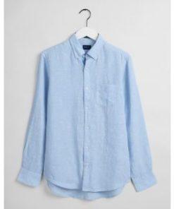 Gant Reg Linen Shirt Bd