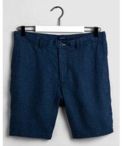 Gant Relaxed Linen Ds Shorts