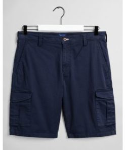 Gant Relaxed Twill Utility Shorts