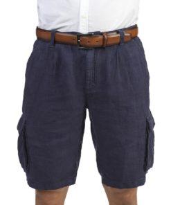 Hansen & Jacob Baggy Joe Linen Shorts