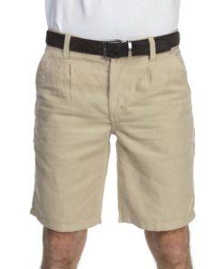 Hansen & Jacob Classic Linen Shorts