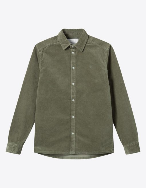 Les Deux Felix Hw Corduroy Shirt