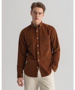 Gant Reg Corduroy Shirt Bd