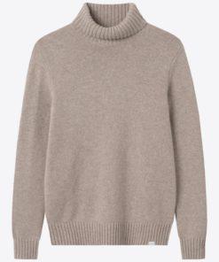 Les Deux Grant Turtleneck Wool Knit