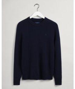 Gant Geelong Wool C-Neck Genser