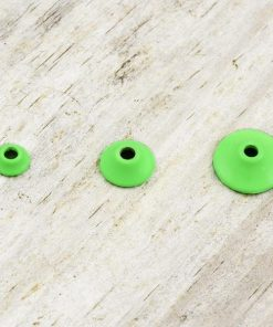 Frodinflies FITS Tungsten Turbo Cone Fluo Chartreuse
