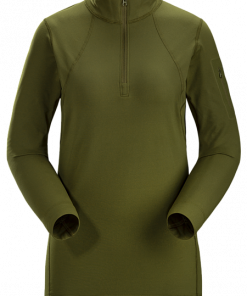 ArcTeryx  Rho LT Zip Neck Women's
