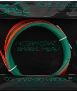 OPST Commando Groove Int Head - Intermediate Skagit Head