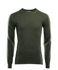 Aclima  WarmWool Crew Neck shirt, Man