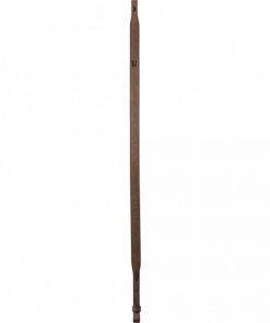 Geværrem, lær, 93cm