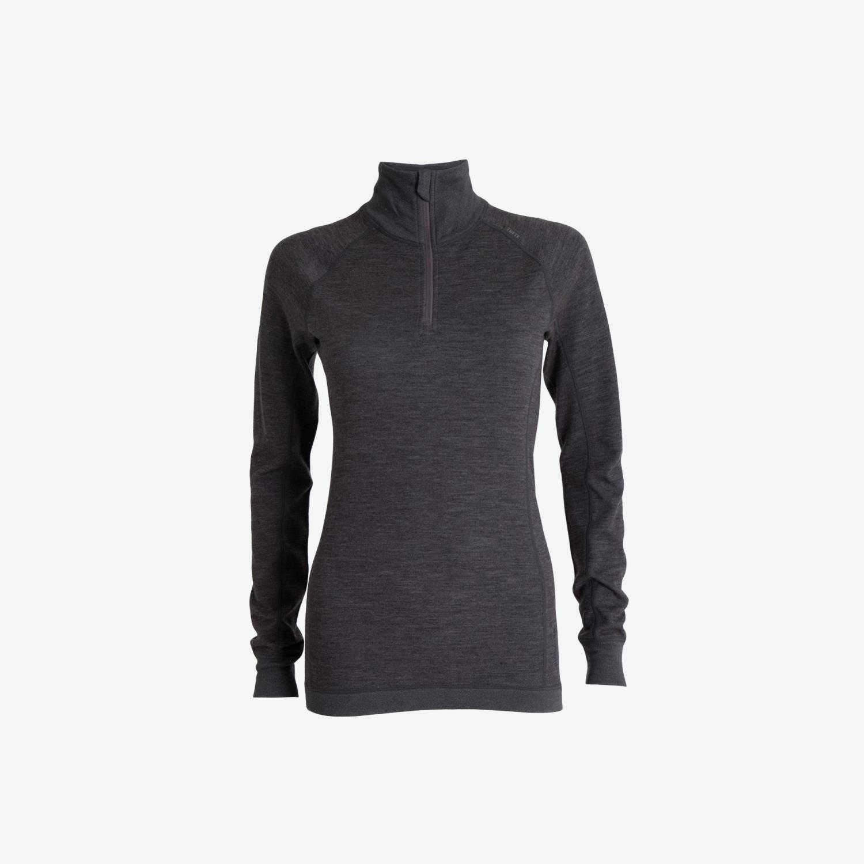 Tufte Wear  Womens Bambull Half-Zip