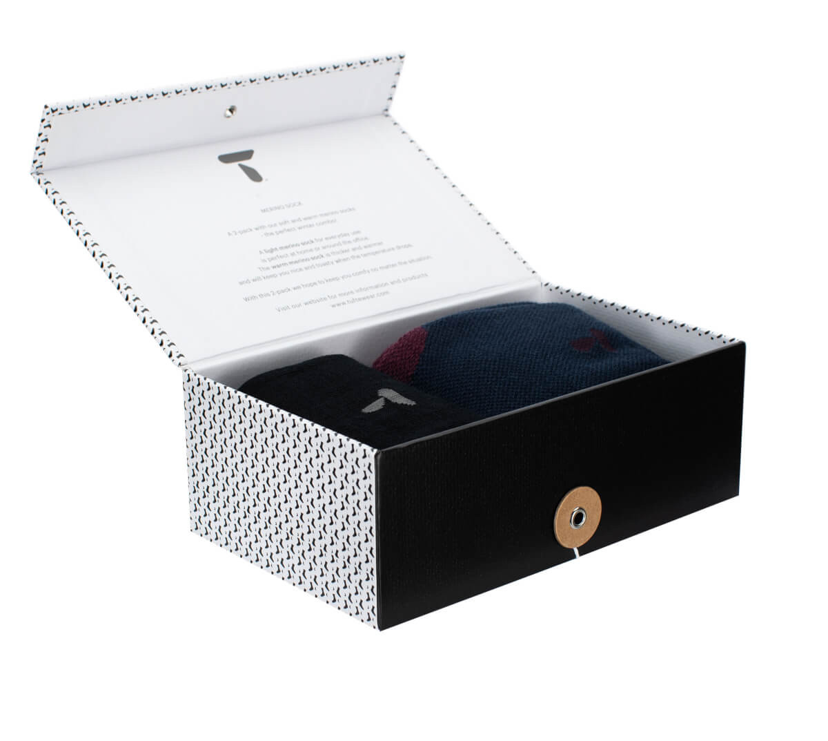 Tufte Wear Merino Sock Giftbox