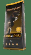 JAHTI&VAHTI KANA&RIISI 15 KG, hundefor