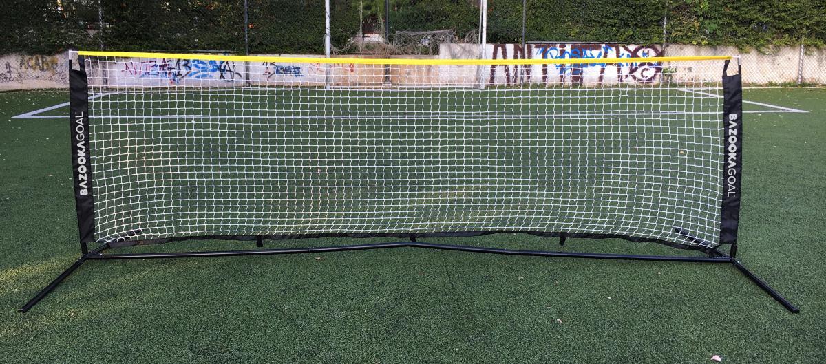 BazookaGoal  Fotball Tennis Net 300x100 til 150