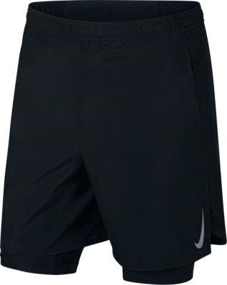 Nike  M NK CHLLGR SHORT 7IN 2IN1, shorts, herre