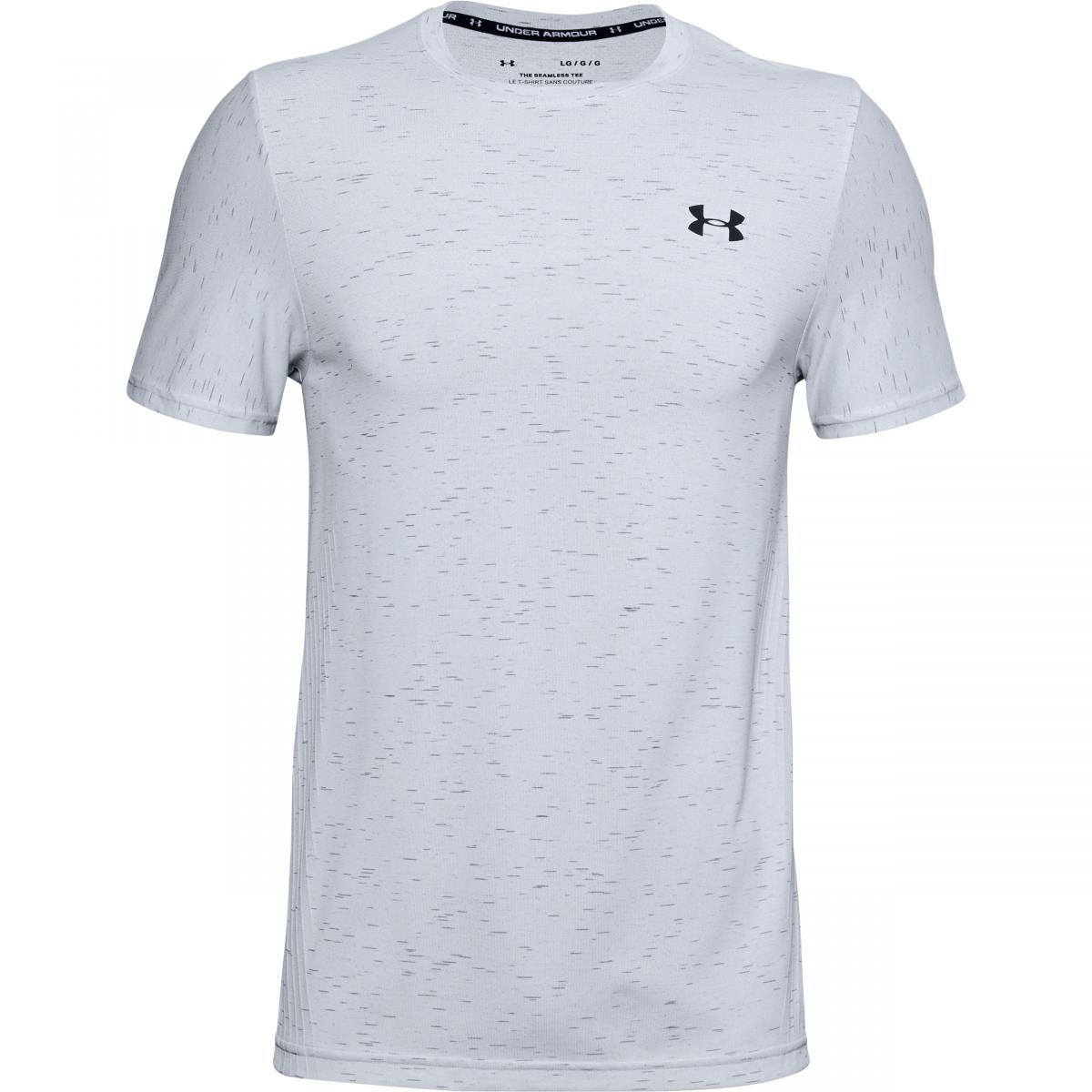 Under Armour  UA Seamless SS, t-skjorte, herre