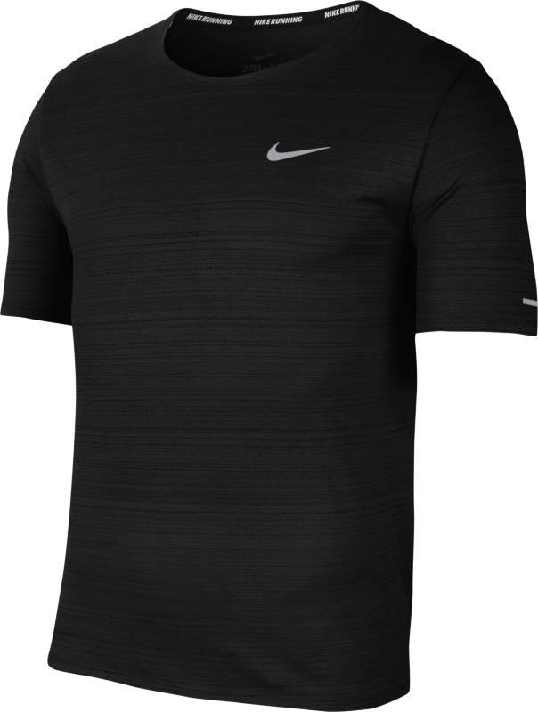 Nike  M NK DF MILER TOP SS, t-skjorte, herre