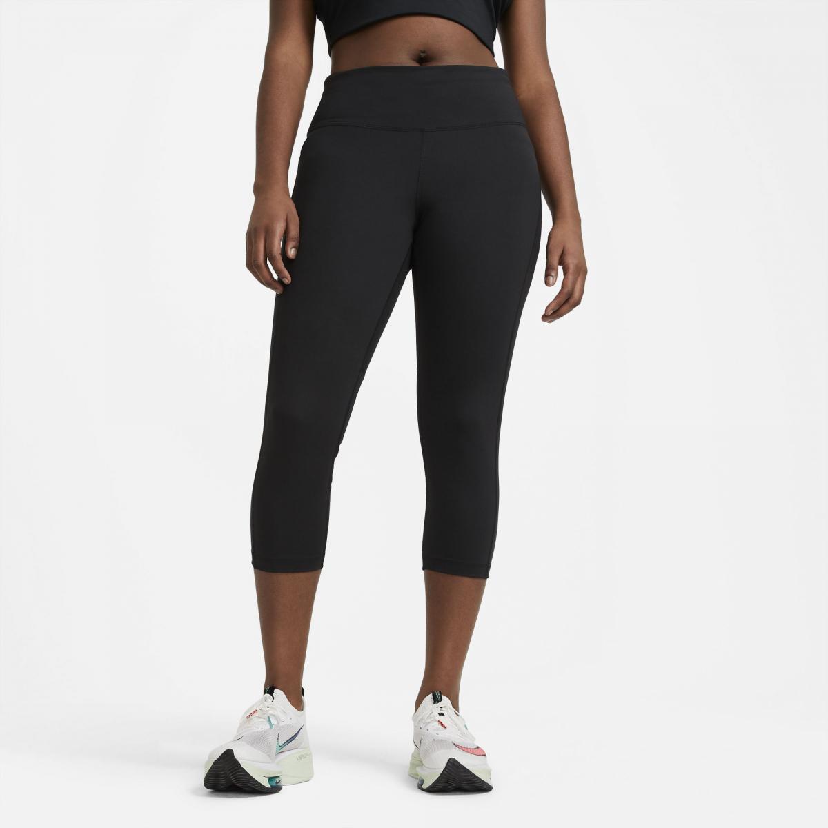 Nike  W NK DF FAST CROP, 7/8 tights, dame