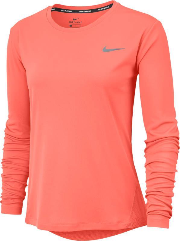 Nike  W Nk Miler Top Ls