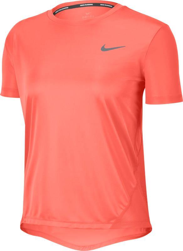 Nike  W Nk Miler Top Ss, dame