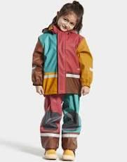Didriksons  Boardman Kd Mult Set, regntøy barn