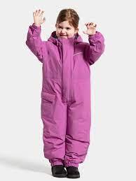 Didriksons  Hailey Kids Cover 2, parkdress, dress, barn