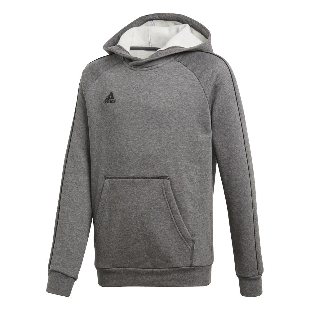 Adidas CORE18 HOODY Y, hettegenser, barn