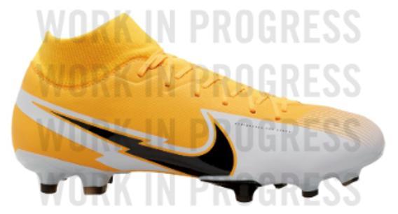 Nike  SUPERFLY 7 ACADEMY FG/MG, fotballsko, herre