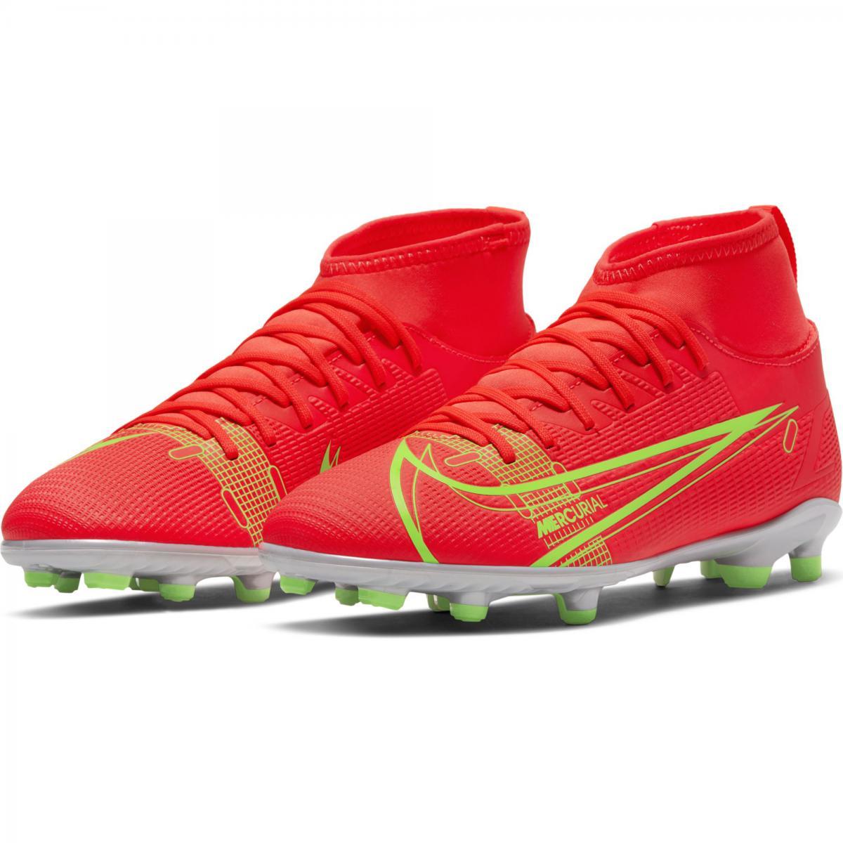 Nike  Jr Superfly 8 Club Fg/Mg, fotballsko