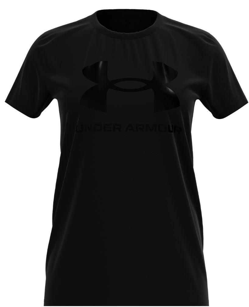 Under Armour  Live Sportstyle Graphic Ssc, t-skjorte, dame