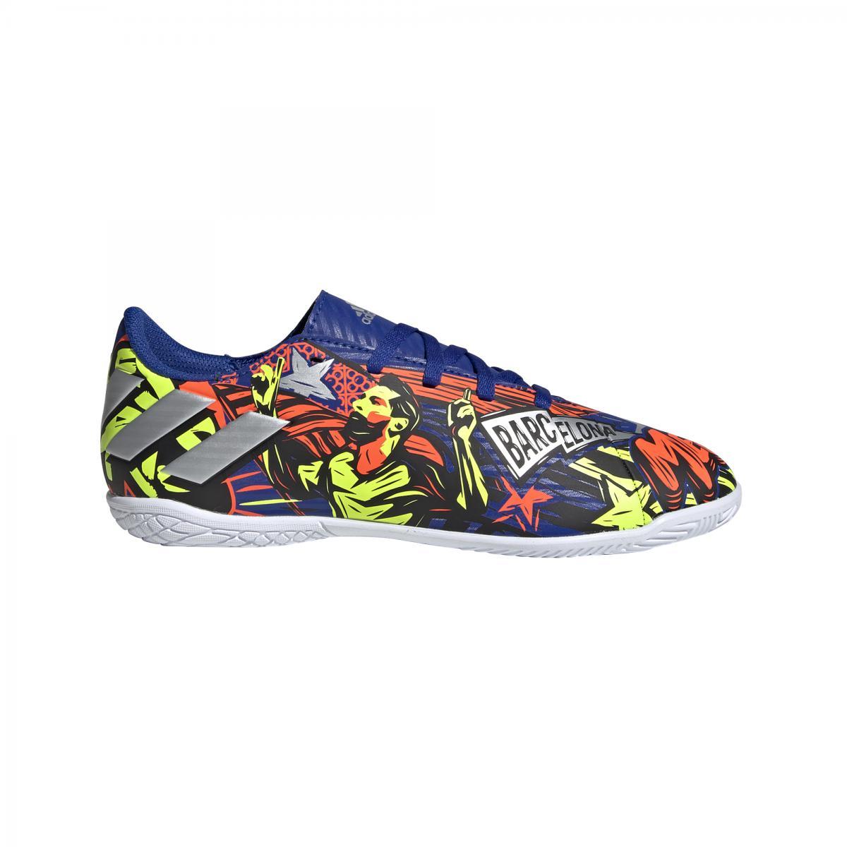 Adidas  NEMEZIZ MESSI 19.4 IN J, fotballsko