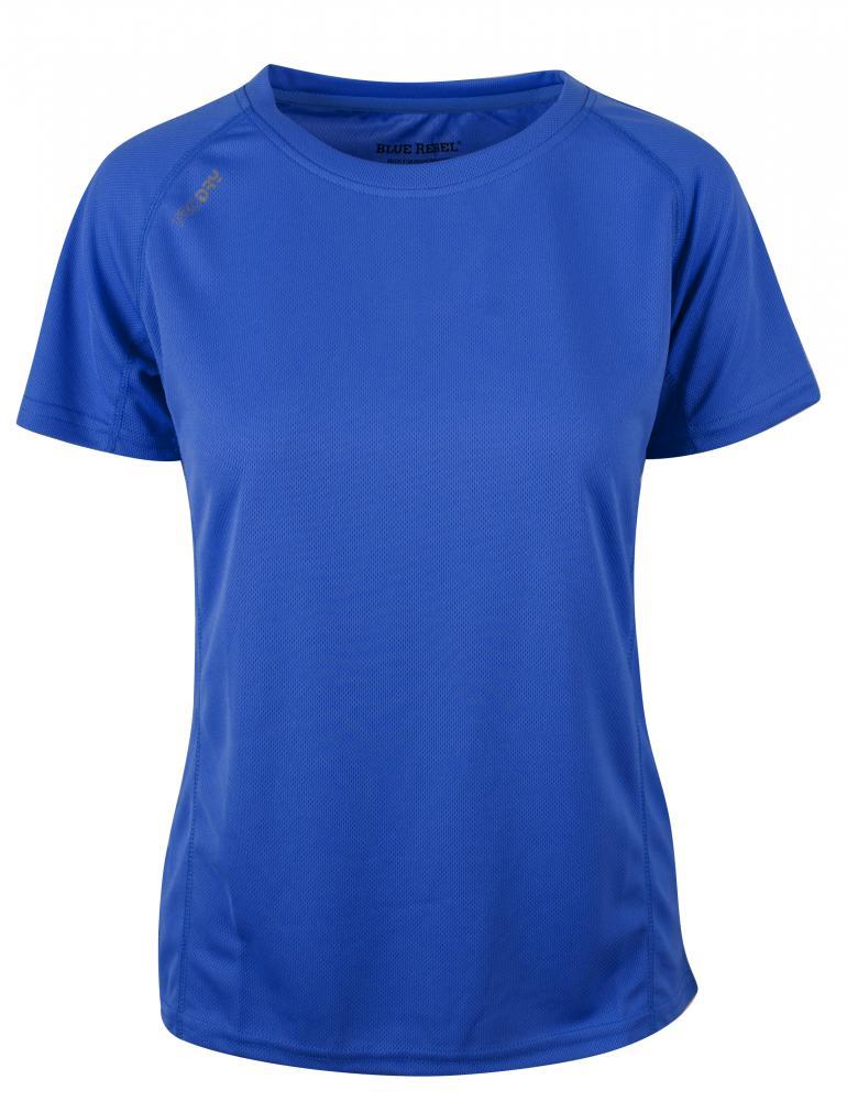 Blue Rebel  Swan, t-skjorte, dame
