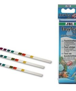 EASY TEST Jbl, 6In1 Ph/Gh/Kh/No2/No3, 50 strips