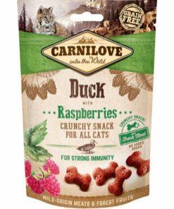 Cat Crunchy Snack Duck 50G