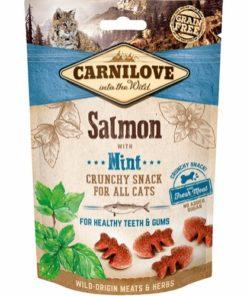 Cat Crunchy Snack Salmon 50G