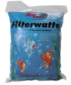 FILTERWATTE Zoobest, 100g.