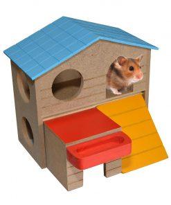 HamsterVilla, Duvo+