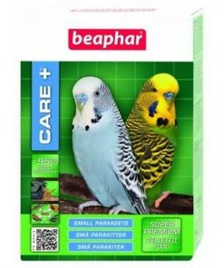 Care+ Pellets, Undulat 250g.