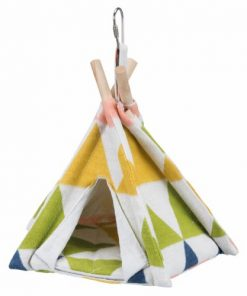 Cuddly Tent For Birds, 19 × 20 × 17 Cm