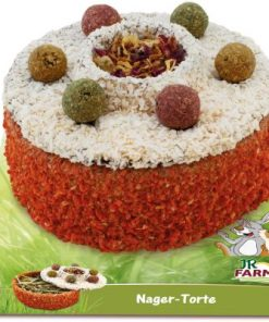 Jr Farm Small Animal Cake 200Gr