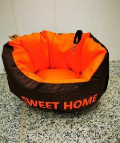 """Smågnager seng, rotte """"Sweet home"""" 25x22x11 cm"""
