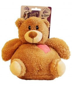 Hundeleke No stress teddybjørn  30 cm
