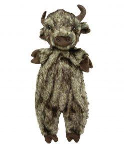 Hundeleke Skinneeez Buffel Furry 33 cm