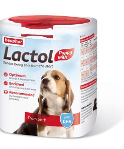 LACTOL Beaphar, Puppy, 500g.