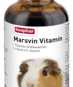 Beaphar Flytende Vitaminer 100 ml Marsvin/Chinchilla