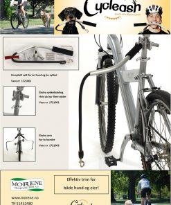 Cycleash Komplett Med Sykkelfeste Og Arm