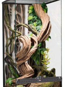 Terrarium Exoterra Rainforest 45X45X90Cmsmall X-Ta