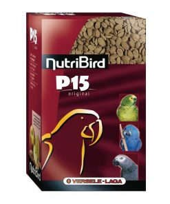 Nutribird P15 Papegøye Vedlikeholdspellets Tropical 1kg